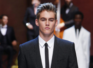 Cindy Crawford's Son, Presley Gerber, and different celebrity youngsters Rock Dolce & Gabbana Runway