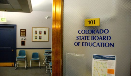 Colorado nation board and schooling commissioner held a mystery meeting — but done not anything
