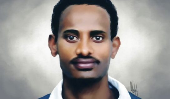 Ethiopian Blogger and Activist Sentenced to five Years and four Months