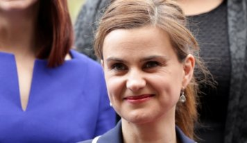 British MP Jo Cox dies after being shot