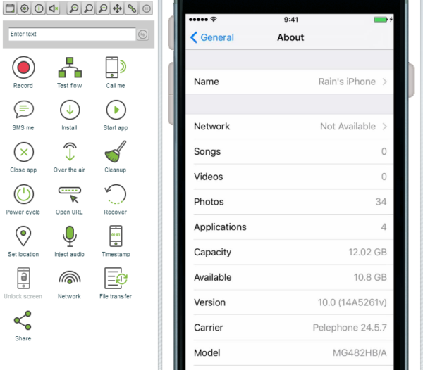 iOS 10: What's New and how Will It effect cell testing?
