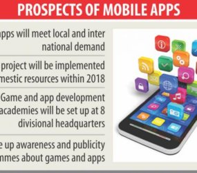 Large plan for mobile apps