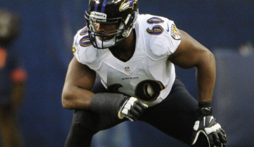 Ravens' Harbaugh: Eugene Monroe choice became '100 percent soccer'