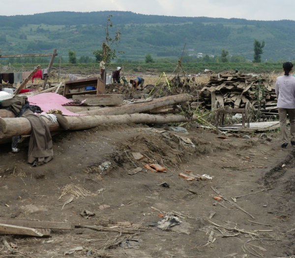 UN fitness company provides emergency aid as floods and landslides purpose havoc in DPRK