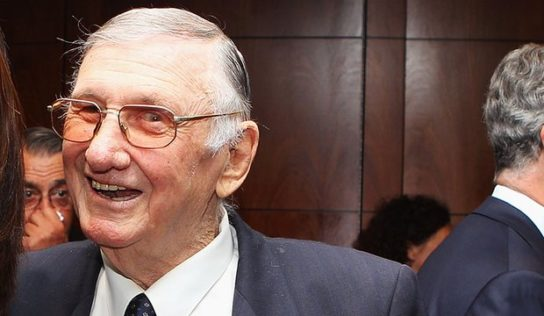 Norman May additionally, Australian sports activities broadcaster, dies at 88