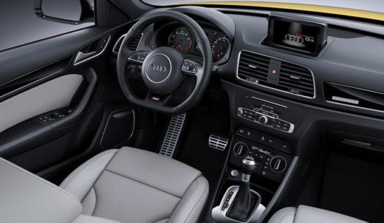Audi Q3 Receives S Line Competition Trim