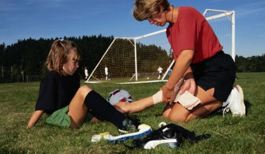 Play to win in regard to children and sports ache