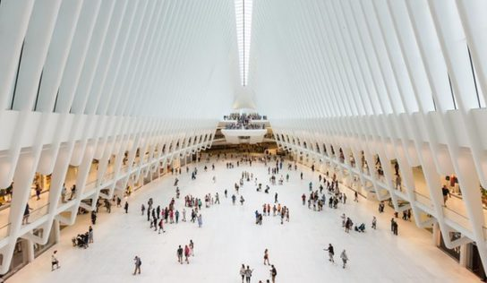 Global Change Center mall offers hazard to mirror on 9-11 – with retail remedy
