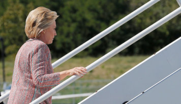 Uncertainty Approximately Hillary Clinton's Fitness Is On the Upward thrust, Ballot Unearths