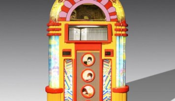 Beatles jukebox and gaming machines stolen in Weybridge