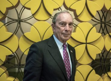 Michael Bloomberg Gives $300 Million to Johns Hopkins for Public-Health Effort