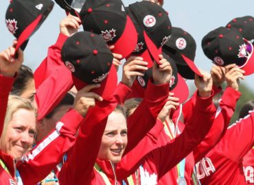 Canada earns silver at women's baseball Global Cup