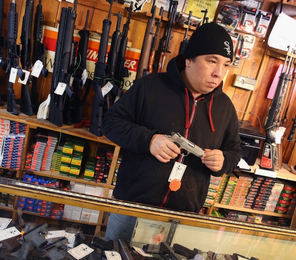 U.S. Appeals Court Regulations Mental-Health Ban on Gun Possession Can also Violate Rights