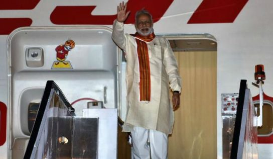 My go to is geared toward improving ties with Africa: Modi