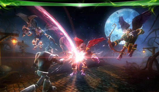 Nexon Launches Oz.: Damaged Country on iOS, Android