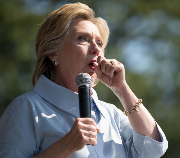 Addressing A number of the Conspiracies Concerning My (Hillary Clinton's) Health