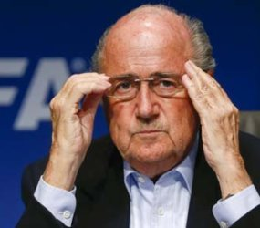 Sepp Blatter and others going through FIFA investigation over salaries