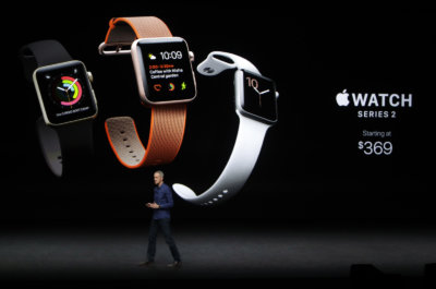 Apple is punching down