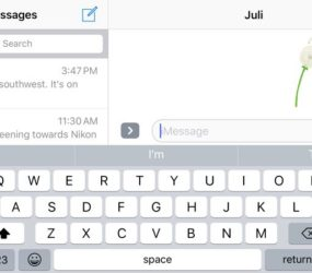 Messages in iOS 10: How to Ship Handwritten Notes