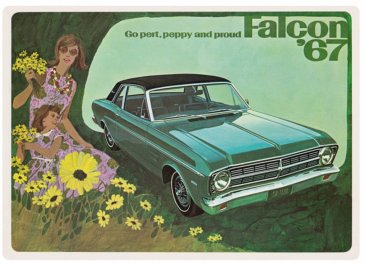 Automobile Layout Images brings you the automobile dealer brochures of yesteryear