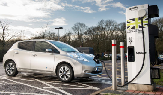 Why Charging Your Electric Car at Night Could Save the World