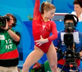 Sports World Women gymnasts in better form than men