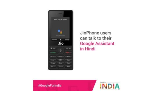 Google Assistant will examine to talk in Hindi this year