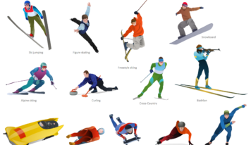 How to Get Started With Olympic Winter Sports