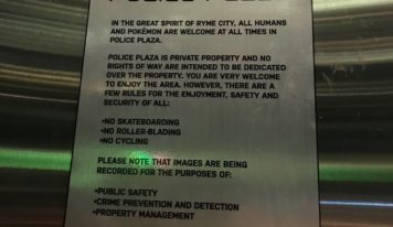 Safety of humans & property is have to