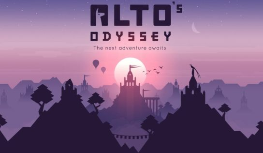 Odyssey is now to be had on iOS and it's wonderful