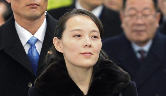 An Envoy Who Can Rival 'North Koreas Ivanka
