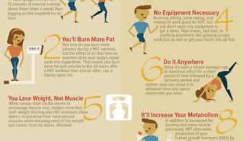 Notion may put important fitness advantages