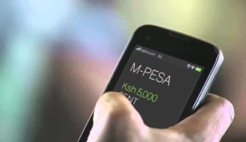 Bills for apps through Kenya's M-Pesa service