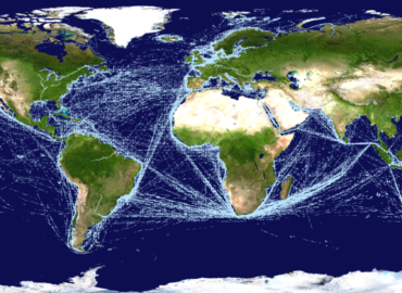 World's fishing fleets mapped from orbit