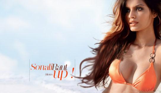 Sonali Raut's ultra-modern bikini photographs