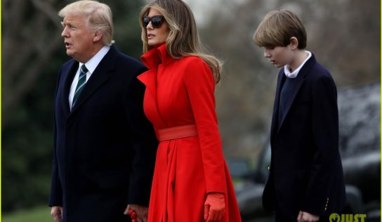How Barron Trump's White House Life Is Different