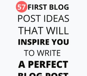 Want to be a blogger however do not know your worth