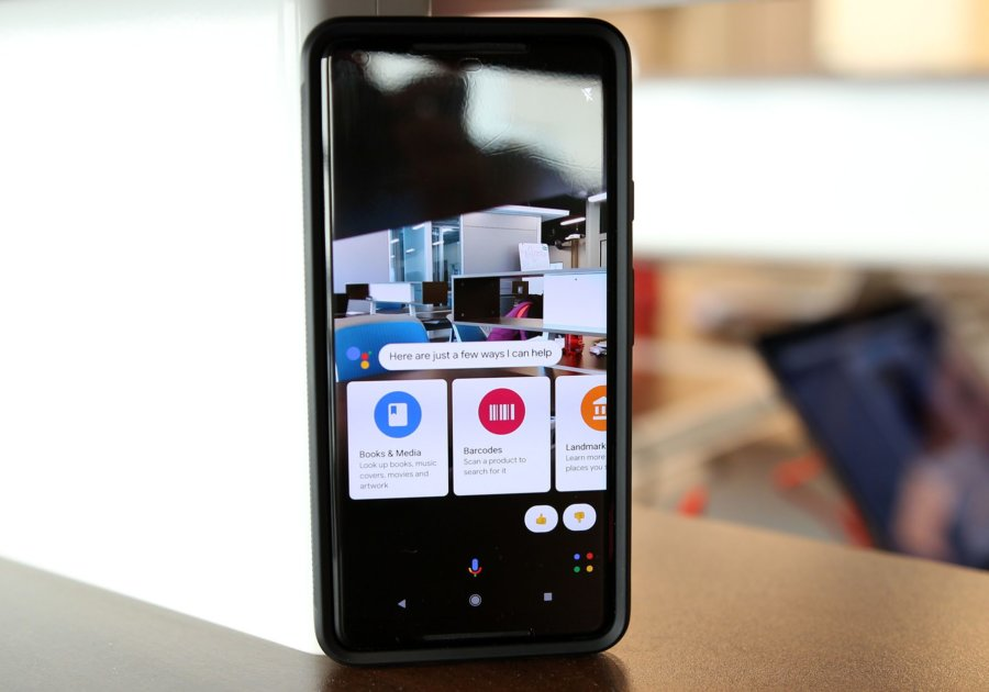 Google Lens is Rolling Out to Android iOS