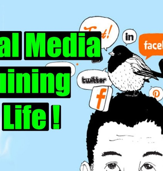 Is social media ruining your social life