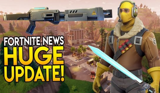 Fortnite Battle Royale news and updates