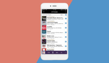 The Android alternative to the iOS podcast app