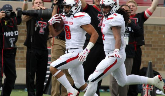 Three takeaways from the Red Raiders loss to the Jayhawks