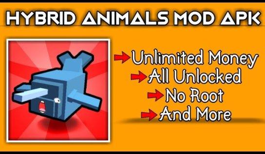 Using Hybrid Animals Apk